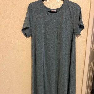 Women's high/low dress